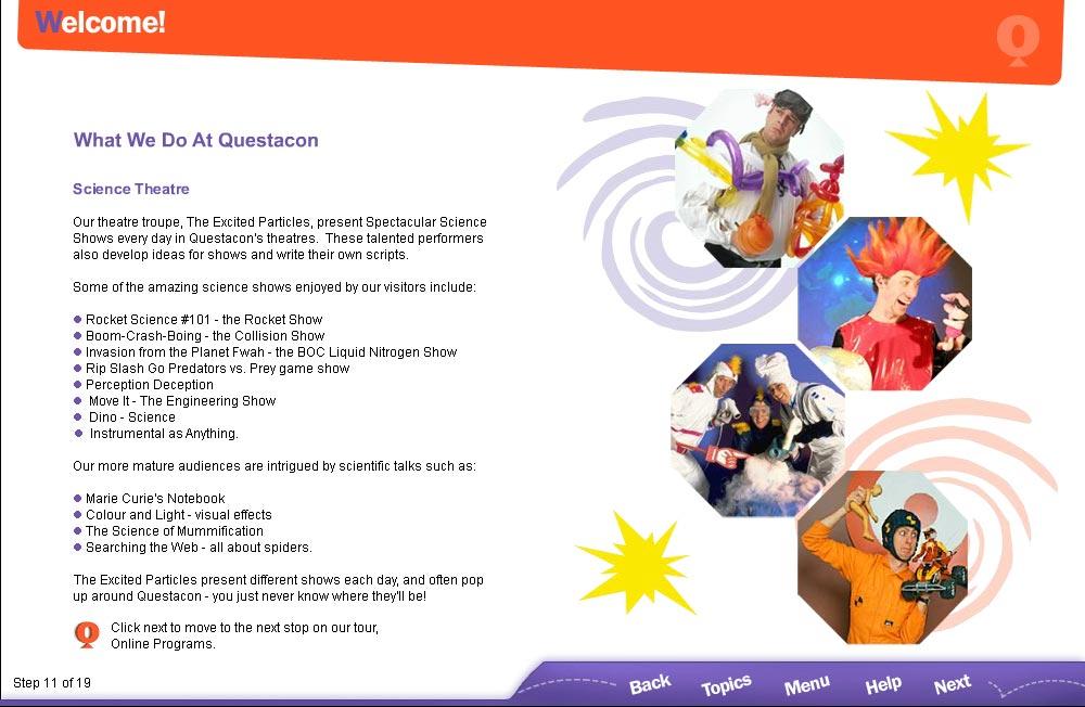 Custom E Learning Development
